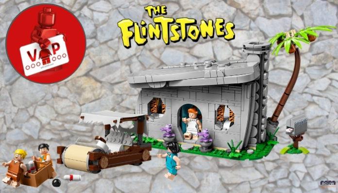 LEGO Ideas The Flintstones VIP Early Access