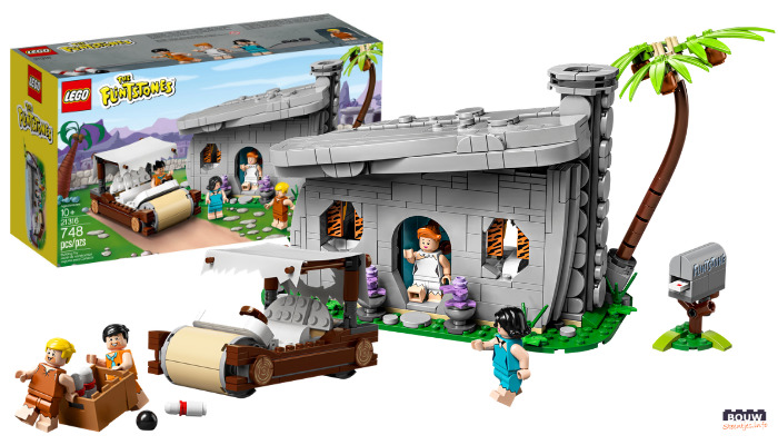 LEGO Ideas The Flintstones - header