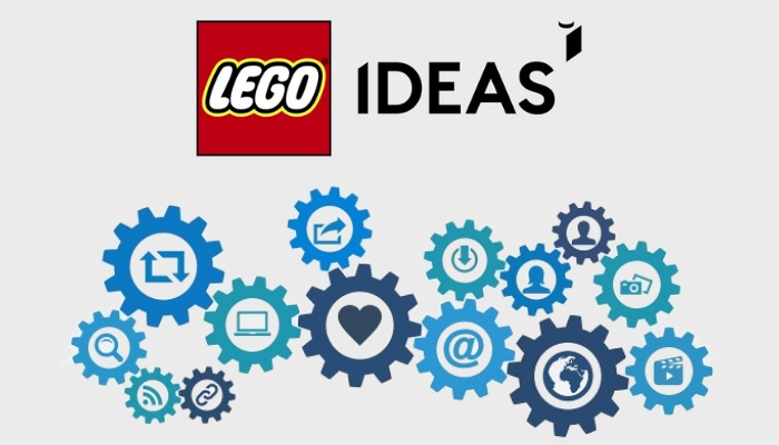 LEGO Ideas: Marketing