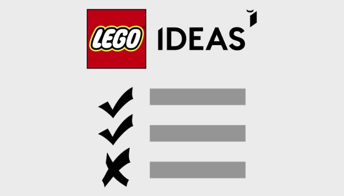 LEGO Ideas: Misvattingen