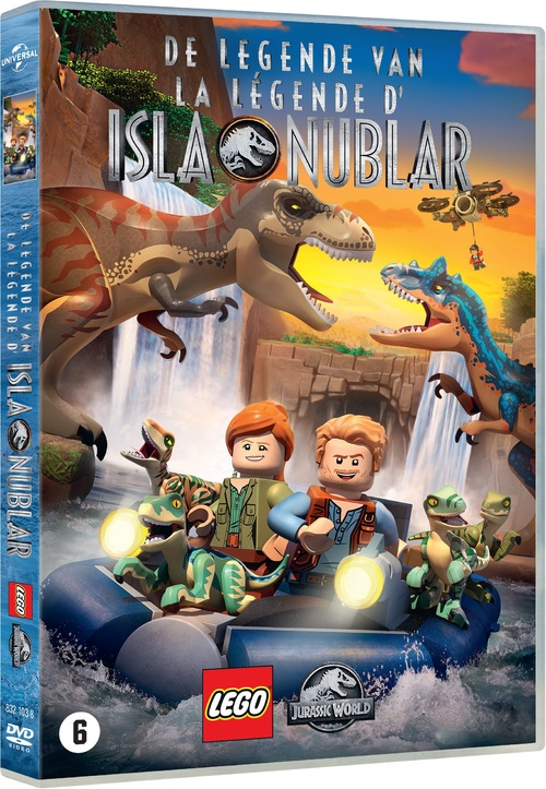 LEGO Jurassic World Legend of Isla Nublar