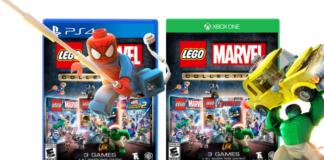LEGO Marvel Collection aangekondigd