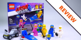 LEGO Movie 2 70841 Benny's Space Squad - header
