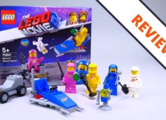LEGO Movie 2 70841 Benny's Space Squad - header