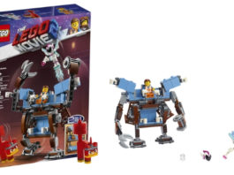 LEGO Movie 2 70842 Emmet's Triple-Decker Couch Mech