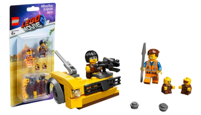 LEGO Movie 2 853865 Accessoireset