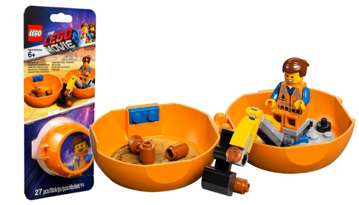 LEGO Movie 2 853874 Emmet Pod