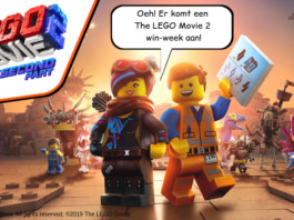 LEGO Movie 2 win-week