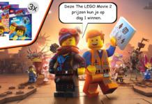 LEGO Movie 2 win week dag 1