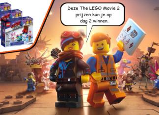 LEGO Movie 2 win-week dag 2