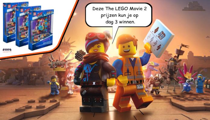 LEGO Movie 2 win-week dag 3