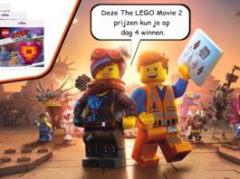 LEGO Movie 2 win week dag 4