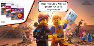 LEGO Movie 2 win week dag 4