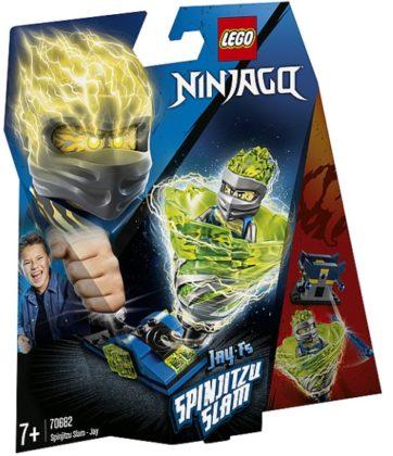 LEGO Ninjago 70682 Spinjitzu Slam - Jay (1)