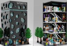 LEGO Sporting Goods Store - header