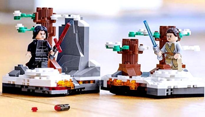 LEGO Star Wars 75236 Duel on Starkiller Base