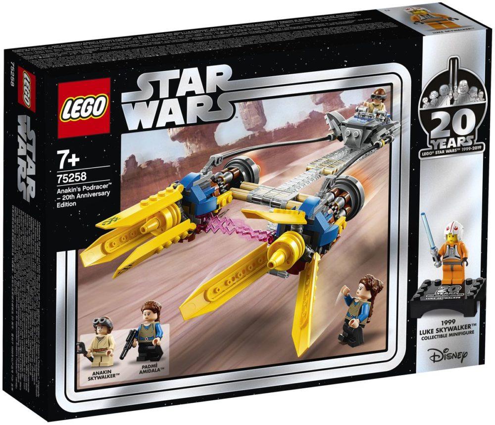 LEGO Star Wars 75258Anakin's Pod Racer 20th Anniversary