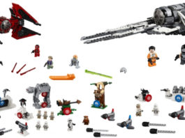 LEGO Star Wars sets zomer 2019