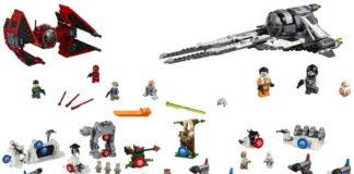 LEGO Star Wars sets zomer 2019