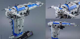 LEGO B-Project - header
