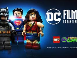 LEGO Super Villains DC Movie Character Pack DLC