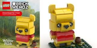 LEGO Winnie the Pooh - header