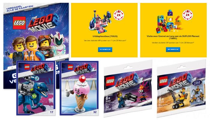 LEGO promoties februari 2019