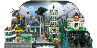 LEGO the movie THE DARK KNIGHT