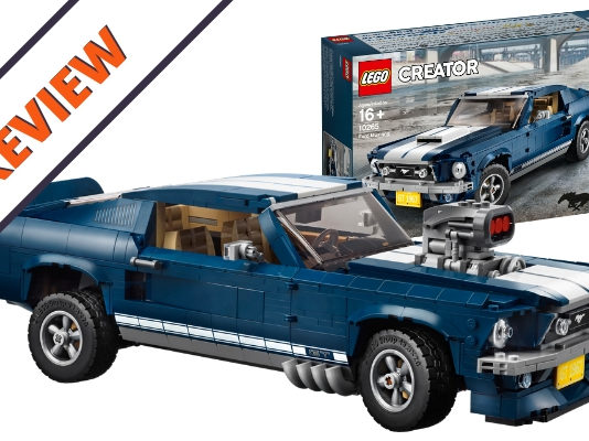 [Preview] LEGO 10265 Ford Mustang