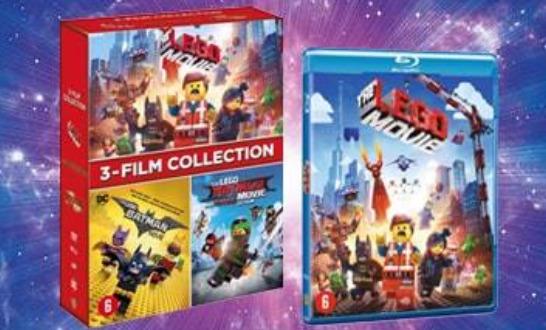LEGO Films 3 voor 2 actie
