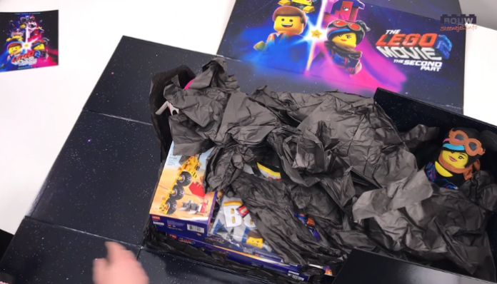 The LEGO Movie 2 Exclusive Gift Box