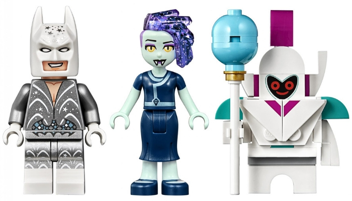 The LEGO Movie 2 LEGO Movie 2 LEGO Movie 2 70838 Queen Watevra's 'So-Not-Evil' Space Palace Minifigures