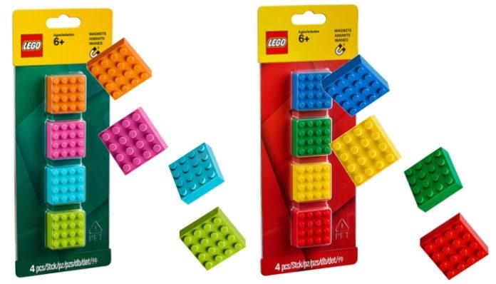 LEGO 853900 Magnets & LEGO 853915 Magnets