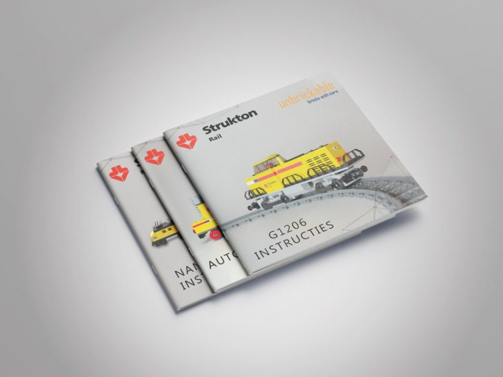 Unbrickable Strukton Rail kickstarter
