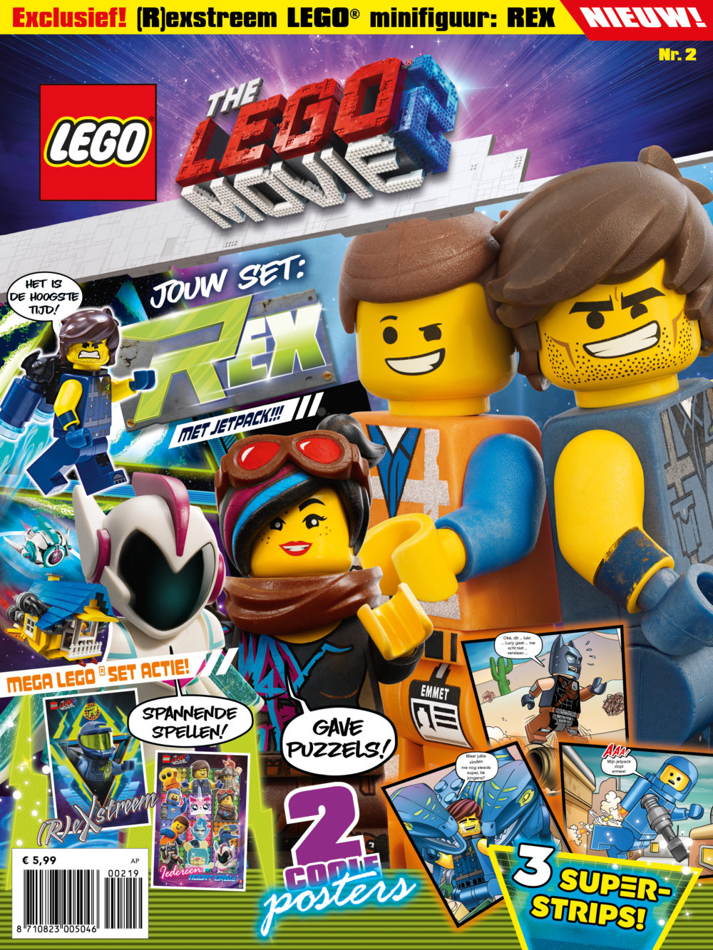 LEGO Movie II magazine_02-2019