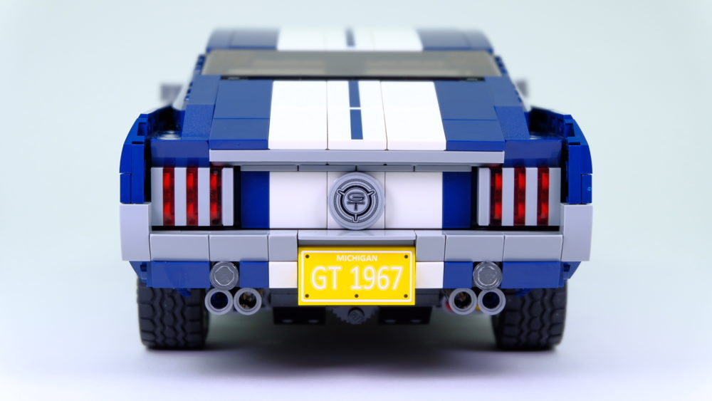 LEGO Ford Mustang - kont