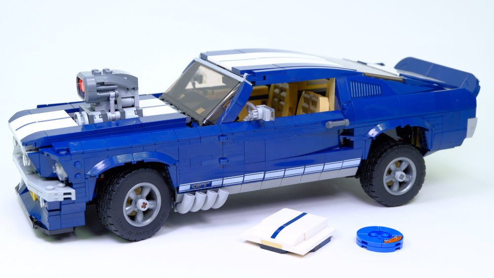 LEGO Ford Mustang - 2e versie