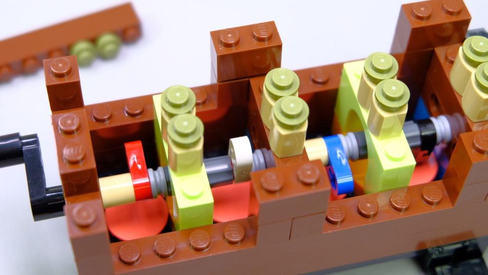 LEGO 80102 intern