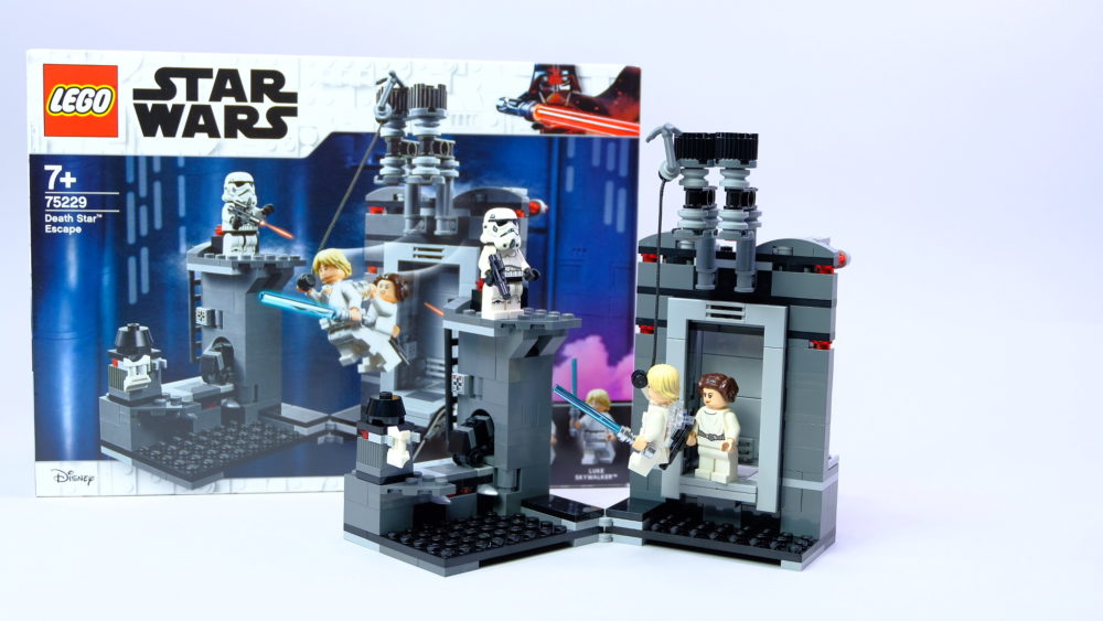 LEGO Star Wars 75229 overview