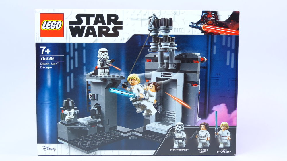 LEGO Star Wars 75229 Death Star Escape box