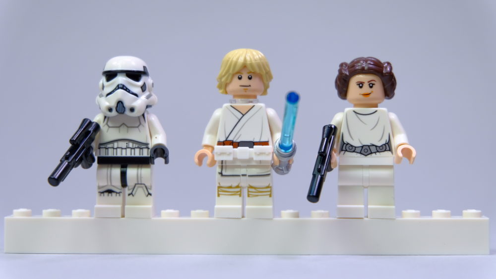 LEGO Star Wars 75229 Minifigures