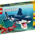LEGO Creator 31088 Deep Sea Creatures