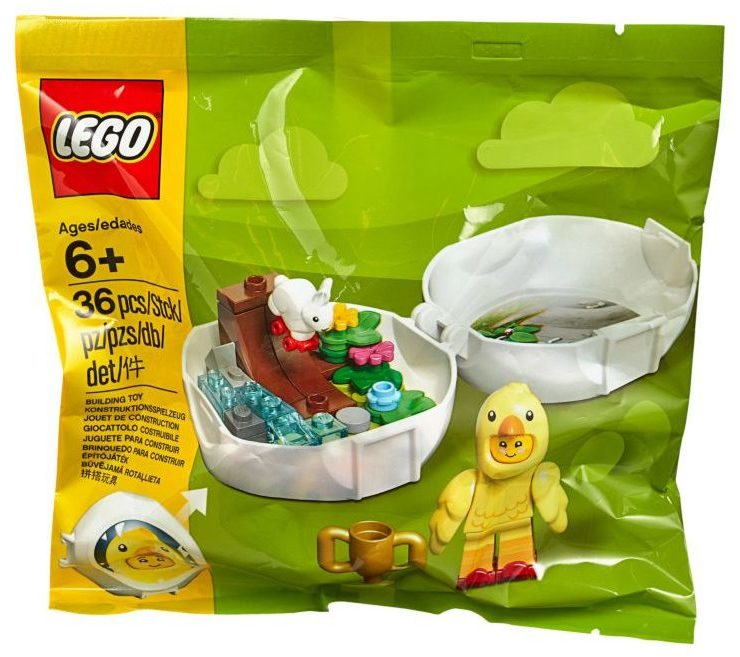 LEGO 853958 Easter Chicken Pod