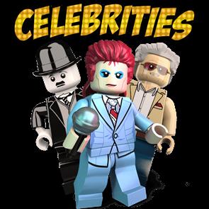 Minifigure Celebrities