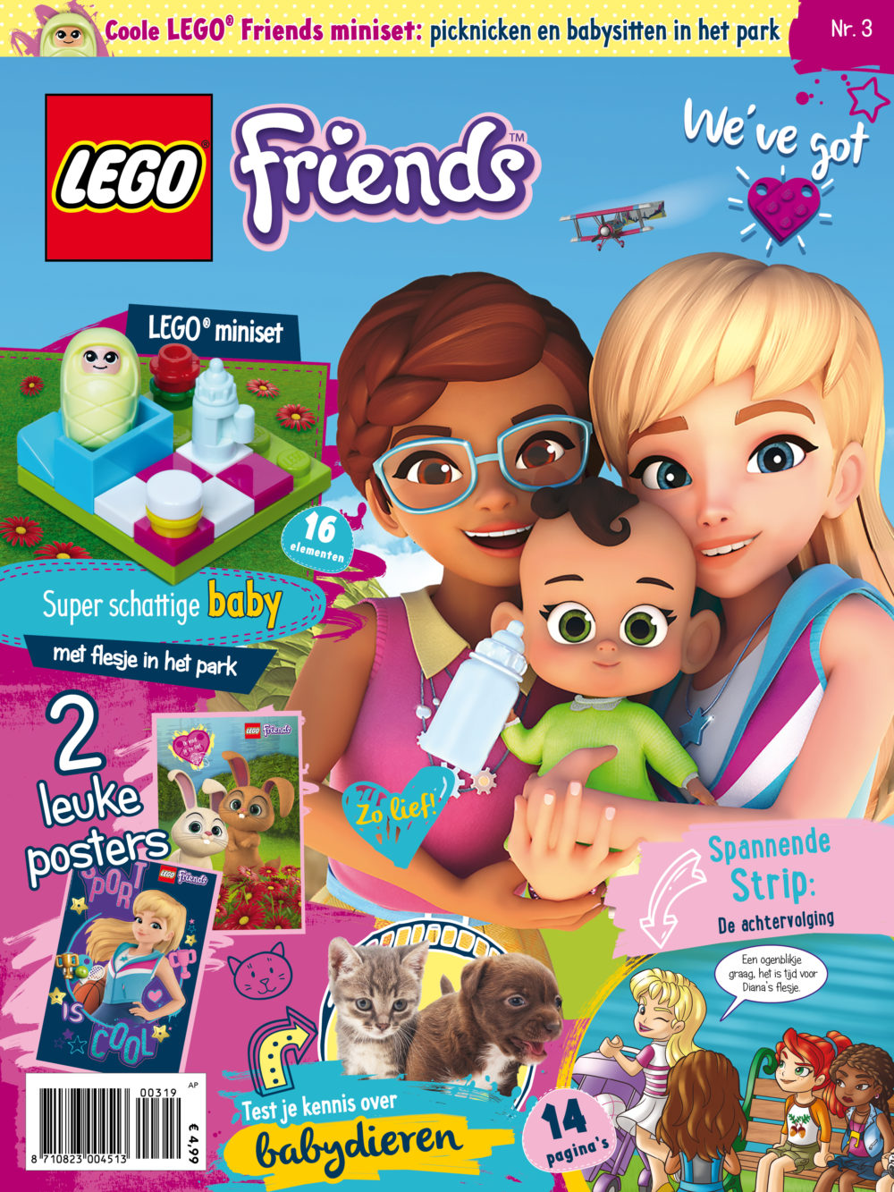 LEGO Friends magazine_03_2019