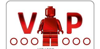 Het LEGO VIP programma gaat op de schop