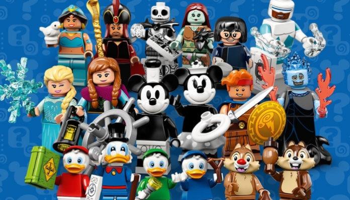 LEGO 71024 Disney CMF series 2 onthuld