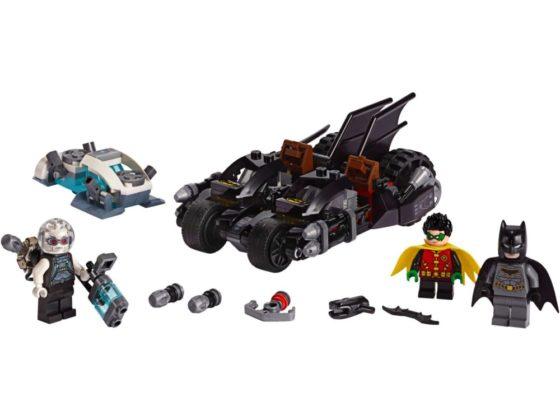 LEGO 76118 Batman Mr. Freeze Batcycle Battle