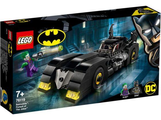 LEGO Batman76119 Batmobile Pursuit of The Joker