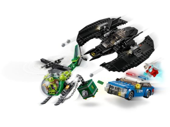 LEGO Batman 76120 Batwing and The Riddler Heist